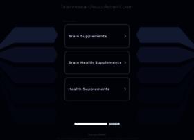 brainresearchsupplement.com