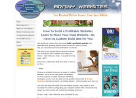brainywebsites.com
