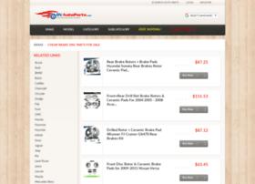 brake-disc.dvautoparts.com