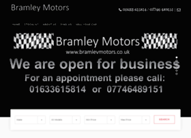 bramleymotors.co.uk