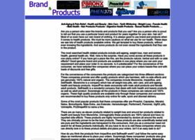 brandandproducts.com