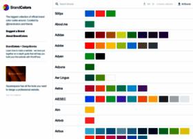 brandcolors.net