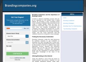 brandingcompanies.org