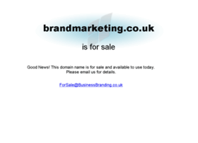brandmarketing.co.uk
