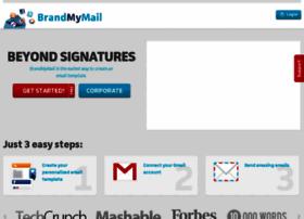 brandmymail.com