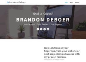 brandondeboer.com