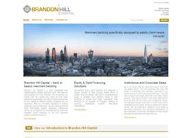 brandonhillcapital.com