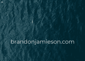 brandonjamieson.com