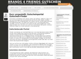 brands4friends-gutschein.coupon-gutschein.com