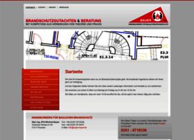 brandschutzingenieure-bauer.de