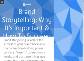 brandstorytelling.readz.com