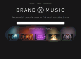 brandxmusic.net