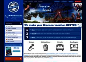 bransontourismcenter.com