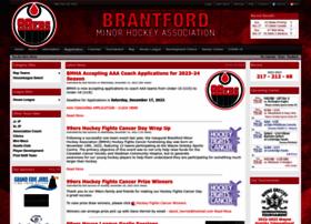 brantfordminorhockey.com