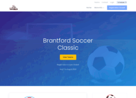 brantfordsoccerclassic.com