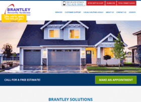 brantleysecuritysystems.com