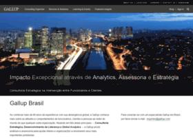 brasil.gallup.com