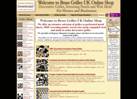brass-grilles-shop.co.uk