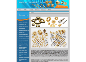 brass-nuts-inserts.com