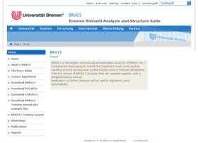 brass.uni-bremen.de