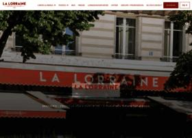 brasserielalorraine.com