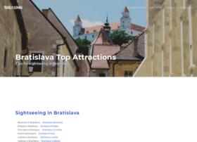 bratislavahotels.travelslovakia.sk