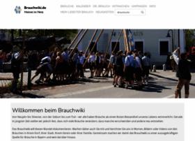 brauchwiki.de