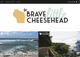 bravelittlecheesehead.com