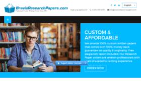 braviaresearchpapers.com