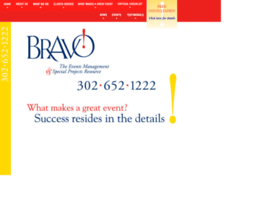 bravoevents.net