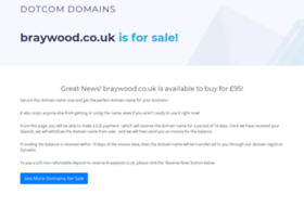 braywood.co.uk