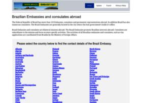 brazil-embassy.net