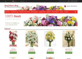 brazilflowershop.com