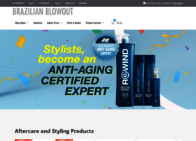brazilianblowout.com