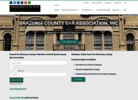 brazoriabar.org
