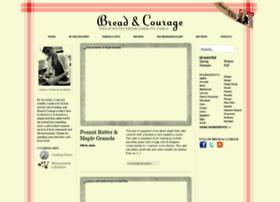 breadandcourage.com