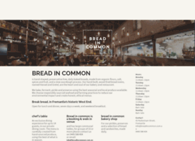 breadincommon.com.au