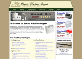 breadmachinedigest.com
