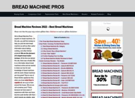 breadmachinepros.com