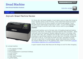 breadmachinereview.org