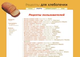 breadmaker.karasik.org
