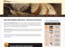 breadmakermachines.com