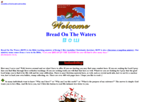 breadonthewaters.com
