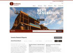 breakawayresearch.com