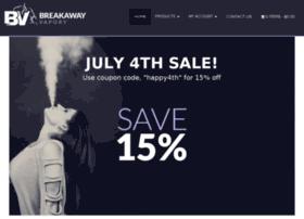 breakawayvapory.com