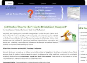 breakexcelpassword.recoverexcelprotection.com