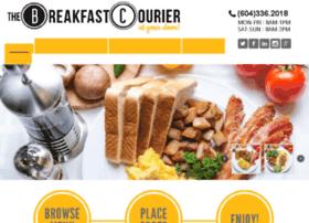breakfastcourier.com