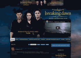 breakingdawnthesoundtrack.com