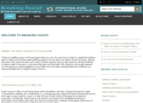 breakingfaucet.com