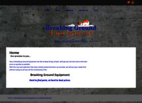 breakinggroundequipment.com